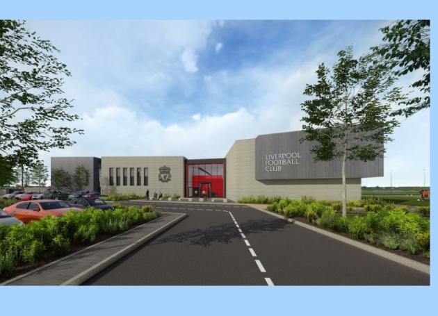 Liverpool Soccer Club Announces New Training Facilities