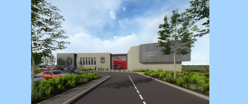 Liverpool Soccer Club Announces New Training Facilities