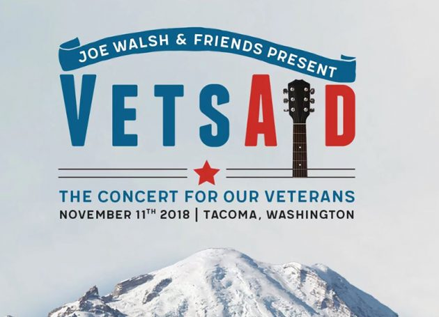 Chris Stapleton, Don Henley Join VetsAid Lineup
