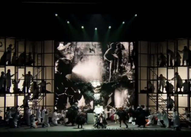 Opera Based On Pink Floyd's The Wall Makes U.S. Debut