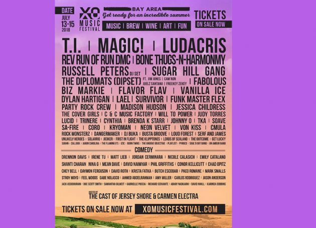 Pfft, So There Goes The XO Festival