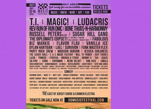 XO Festival Still On The Books