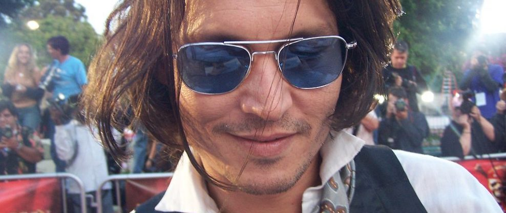 Johnny Depp Signs With Global Artist Management