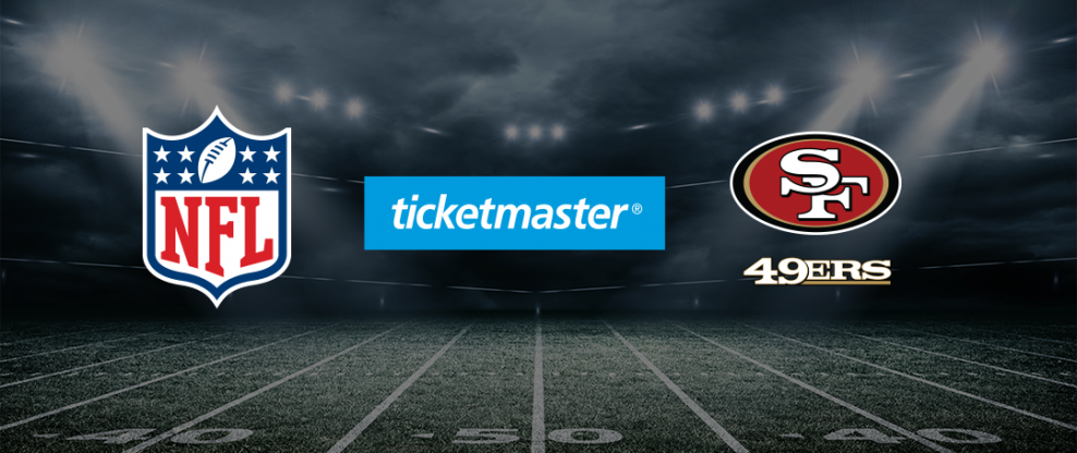 San Fran 49ers Renew With Ticketmaster