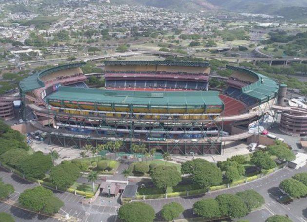 Honolulu's Aloha Stadium To Be Redeveloped