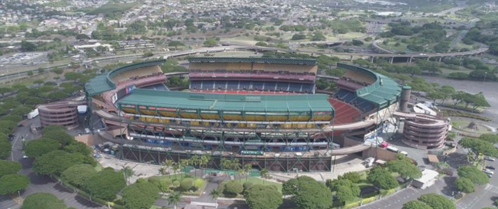 Honolulu's Aloha Stadium To Be Redeveloped