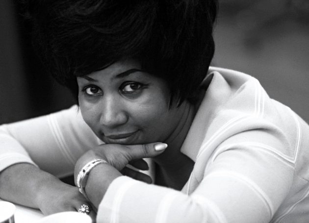 Aretha Franklin Doc 'Amazing Grace' To Open 2019 Ebertfest