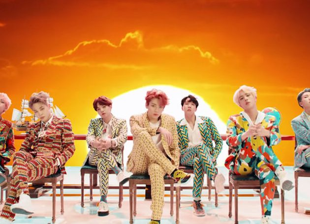 BTS To Perform With Halsey At Billboard Awards
