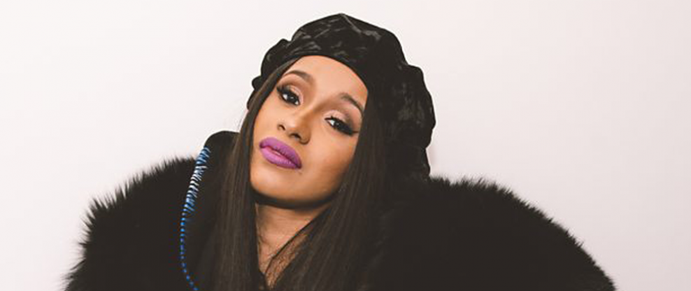 Cardi B Nicki Minaj Feud Now Includes Shoe Throwing Celebrityaccess