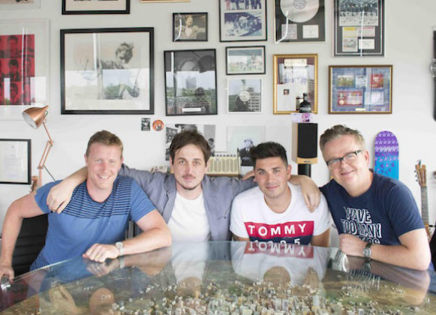 UMPG Signs Global Publishing Deal With Danny Shah