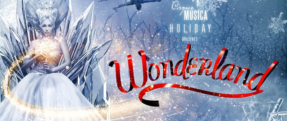 TCG Entertainment Debuts New Cirque Musica Holiday Tour