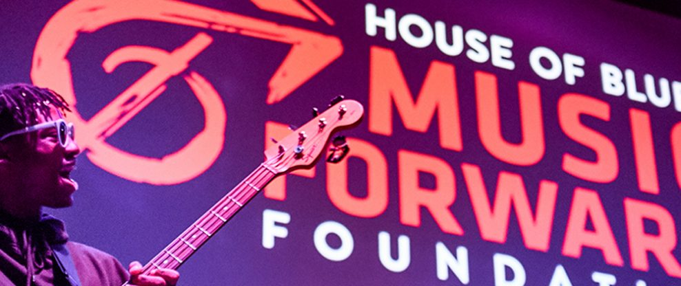 House Of Blues Music Forward Foundation Launches 25th Anniversary Campaign