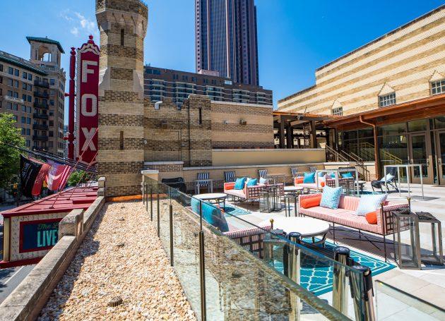 Atlanta Fox Theatre GM Talks About New VIP Area
