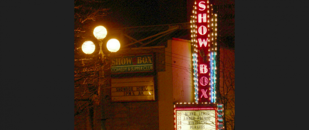 Seattle's Showbox Saved From Wrecking Ball (For Now)