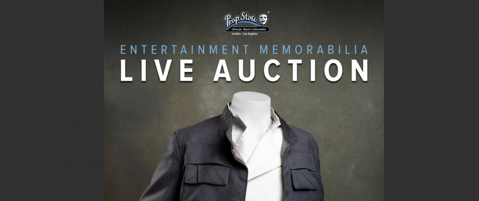 Indiana Jones' Fedora, Han Solo's Jacket, Marty McFly's Hoverboard, Etc., Up For Auction