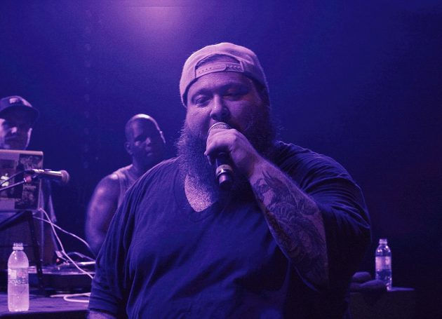 Action Bronson Busted In Kosovo