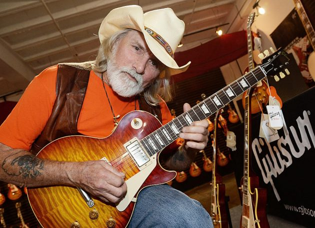 Dickey Betts Postpones Upcoming Concerts After Suffering 'Mild Stroke'