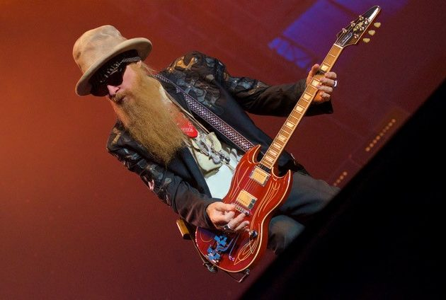 ZZ Top's Billy Gibbons Hits The Road