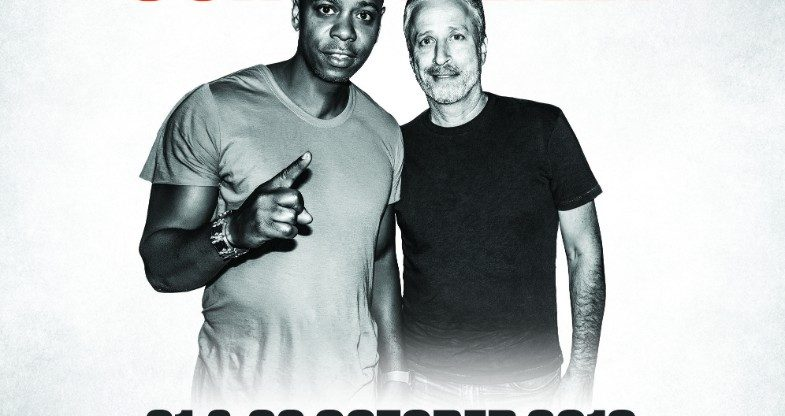 Dave Chappelle & Jon Stewart Announce Shows At London's Royal Albert Hall