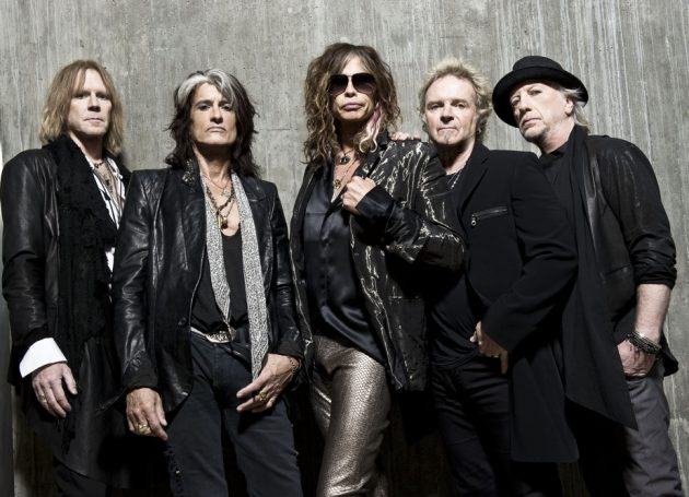Aerosmith Reveals Plans For Vegas Residency
