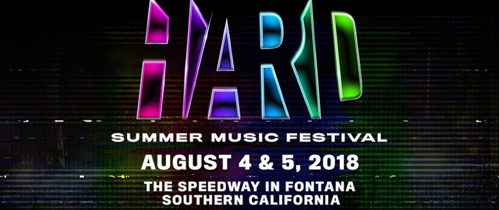 Hard Summer 2018