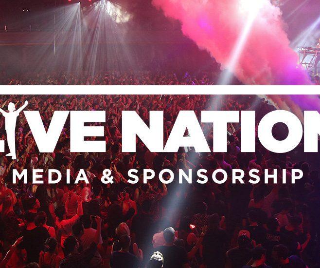 Amy Marks Announced Exec VP, Live Nation Media & Sponsorship
