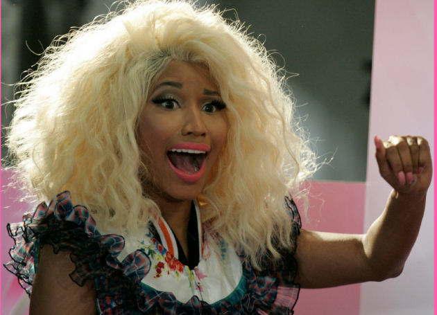 Nicki Minaj Reportedly Parts Ways With Management