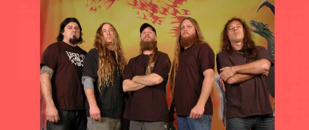 Drummer For Death Metal Band Obituary Sits Out European Tour