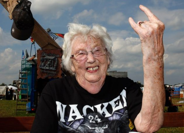 Update: Two Old Men Did <i>Not</i> Go To A Heavy Metal Concert