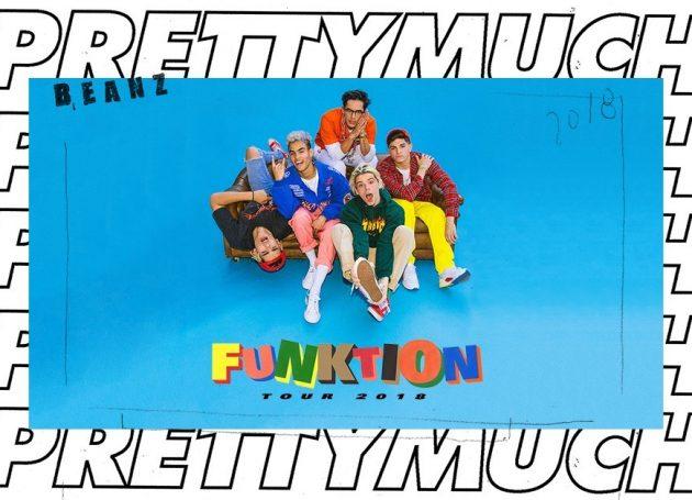 PrettyMuch Announces Major North American Tour