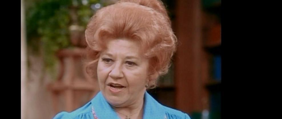 Charlotte Rae, aka 'Mrs. Garrett,' Dies