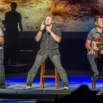 "Police: ""Credible"" Bomb Threat Prompted Rascal Flatts Evacuation"
