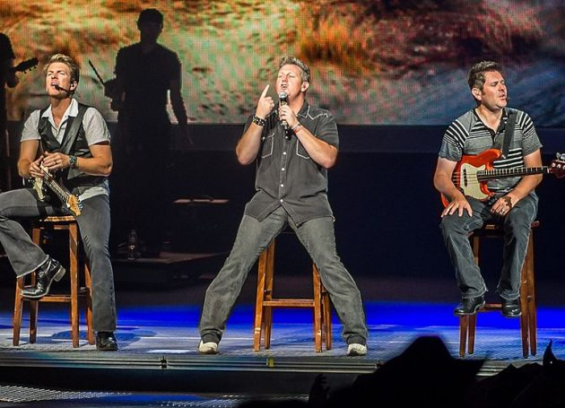 Rascal Flatts Show Evacuated Because Of 'Security Concern'