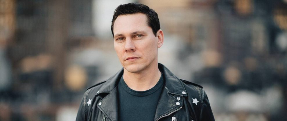 Tiësto Signs With Three Six Zero