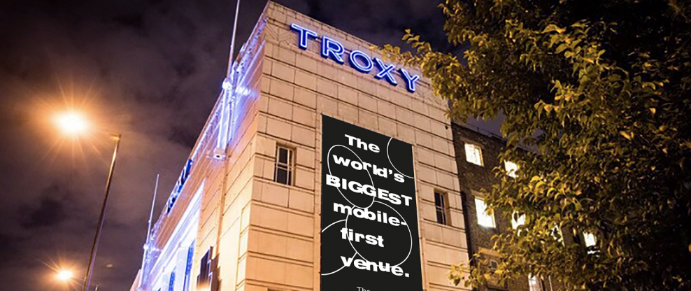 London's Troxy Joins Portfolio Of Mobile Ticketing Company Dice