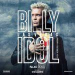 Billy Idol Announces Las Vegas Residency