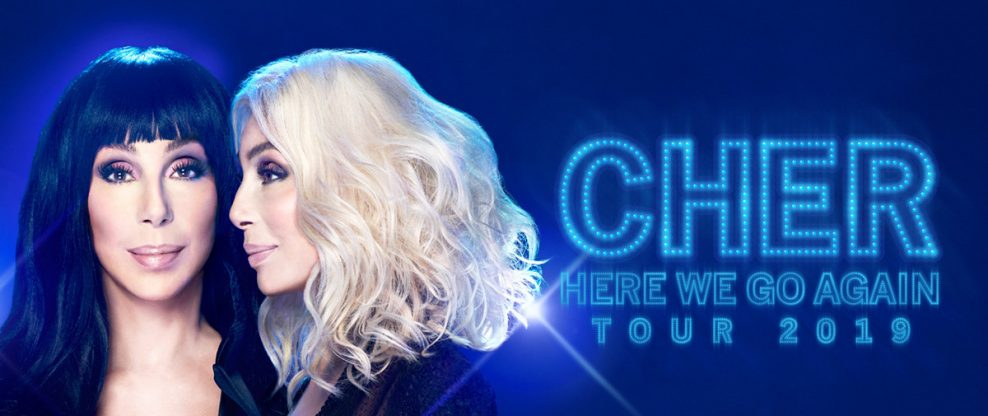 Cher Announces 2020 U.S. Dates As Part of 'Here We Go Again Tour'