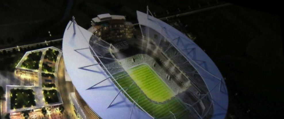 HKS To Design Mexico Stadium