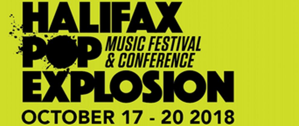 Halifax Pop Explosion Unveils 2018 Lineup