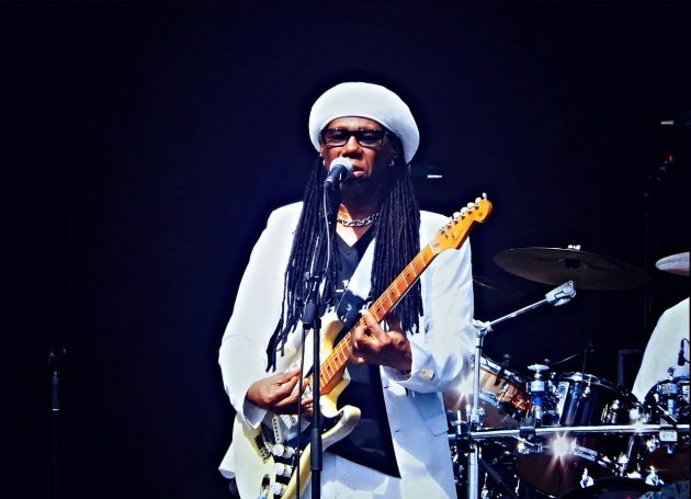 Nile Rodgers & CHIC Announce UK Headlining Tour