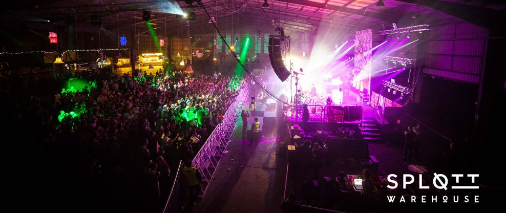Live Nation To Open Cardiff's Largest Warehouse Venue March 8