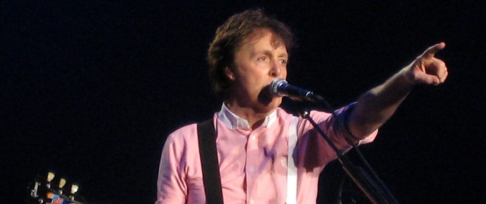 Paul McCartney Wishes You A Happy Christmas (And Watch Your Food Intake)