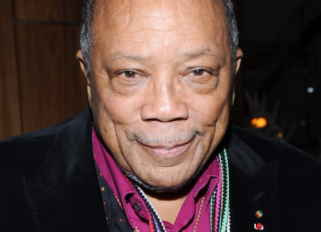 Quincy Jones Signs Joint Venture Deal With Atlas Music Publishing