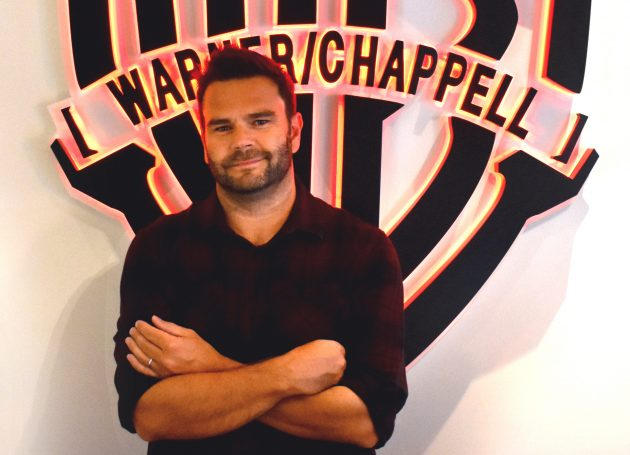 Warner/Chappell UK Hires Rich Robinson As EVP, Sync and Creative Services
