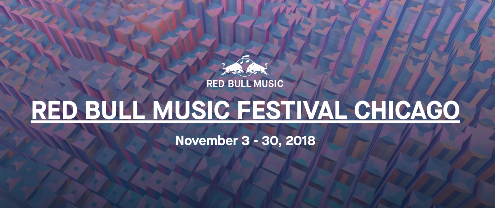 Red Bull Music Festival Chicago 2018 Lineup: Pusha-T, Nas, CupcakKe & More