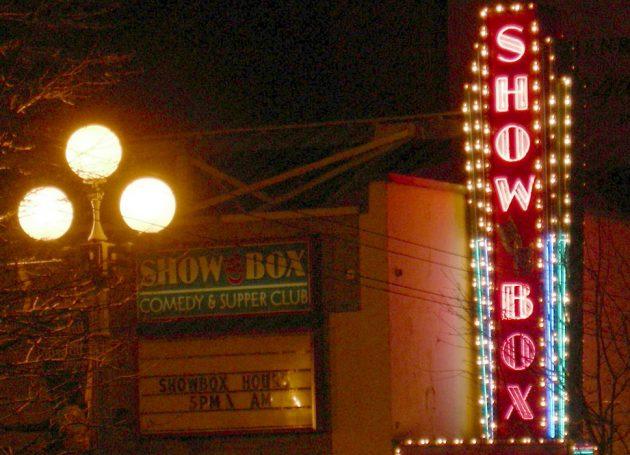 Showbox Music Venue Owner Sues City of Seattle