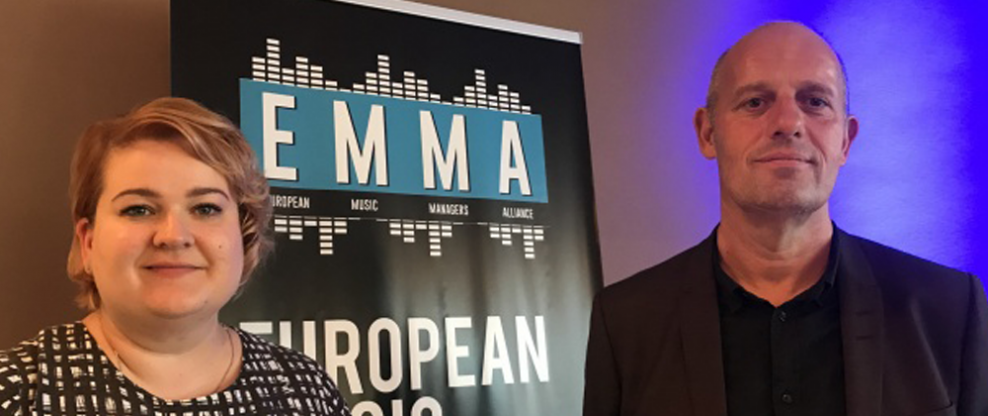 The European Music Managers Alliance Elects First Chair & Vice-Chair