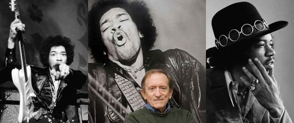Baron Wolman, <i>Rolling Stone</i> Photographer, Talks Hendrix, His Book, The '60s, Jann Wenner Biography, Photography, Hatbands, Etc. ...