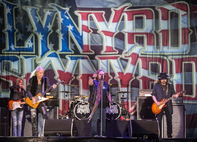 Lynyrd Skynyrd Postpones Shows Following Gary Rossington's Heart Surgery