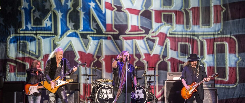 Lynyrd Skynyrd's Farewell Tour Continues Through September